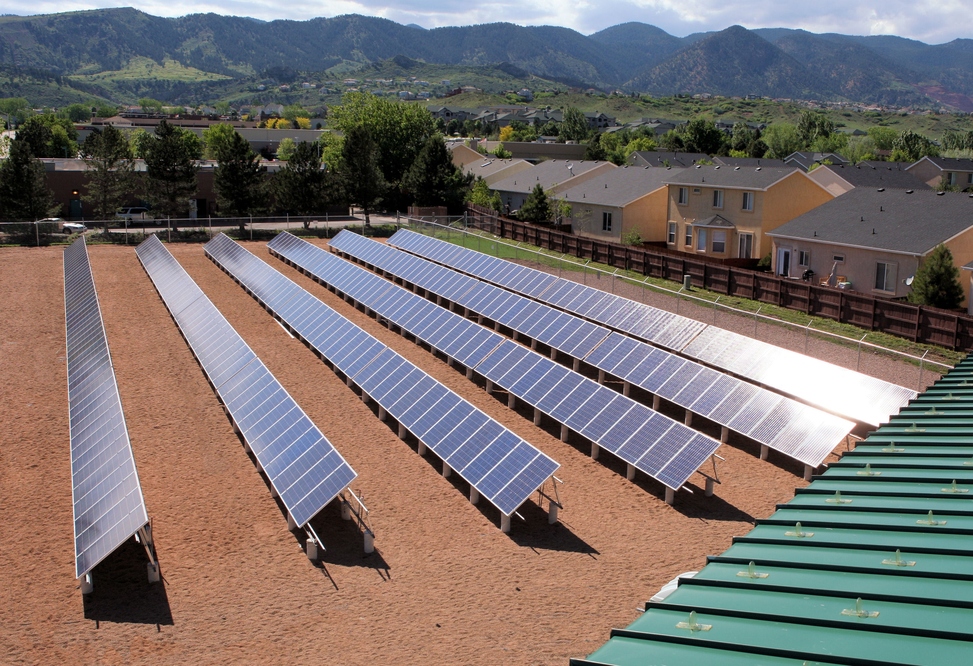 Providing Solar And Wind Energy Systems; Design, Sales And Installation In  Colorado